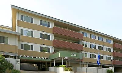 Building, Park Plaza, 2