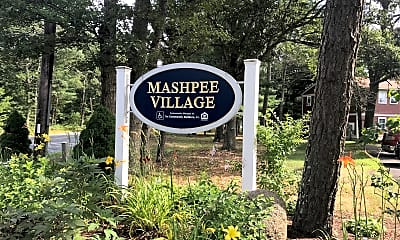 Mashpee Village, 1