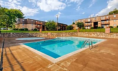 Pool, Rolling Hills, 0