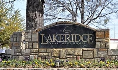 Lakeridge, 1
