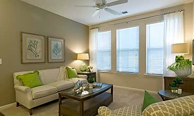 Living Room, The Apartments at Brayden, 1
