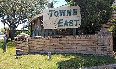 Towne East Apartments, 1