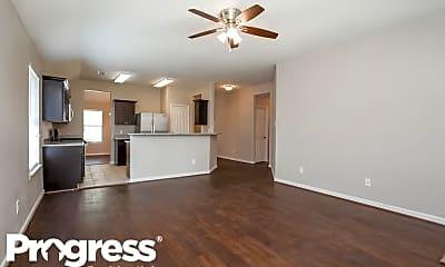 Living Room, 6705 Hidden Colony Ln, 1