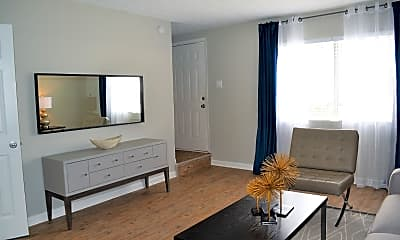 Living Room, Polaris at Camp Creek, 1