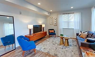 Living Room, Pinyon Pointe, 0