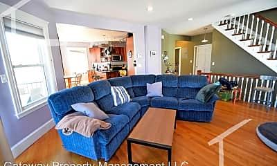 Living Room, 46 Hobson St, 0