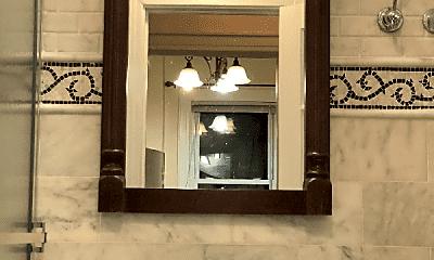 Bathroom, 34-32 83rd St, 2