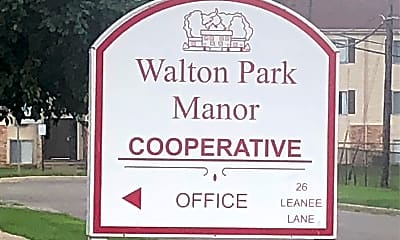 Walton Park Manor Cooperative, 1