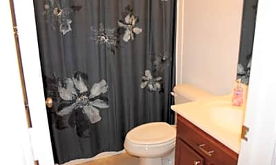 Bathroom, 9014 Mercer Dr, 1
