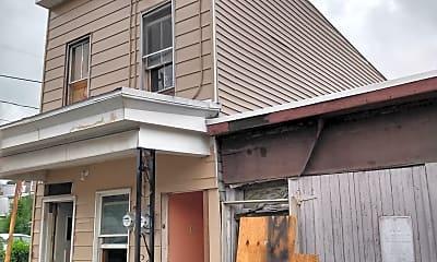 Building, 1207 E Market St, 0