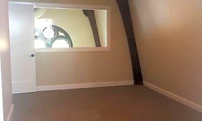 Bedroom, Lafayette Lofts in Elmwood Village, 2