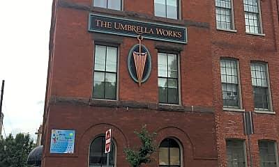 THE UMBRELLA WORK, 1