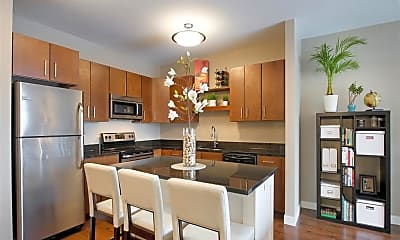 Kitchen, Be @ Axon Green, 1