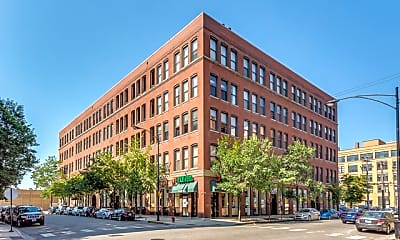 Building, 400 S Green St 306, 0