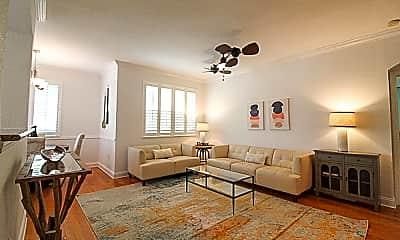 Living Room, 11018 Legacy Dr 104, 1