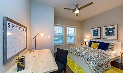 Bedroom, Amplify on Main, 0