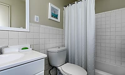 Bathroom, Forest Park, 2