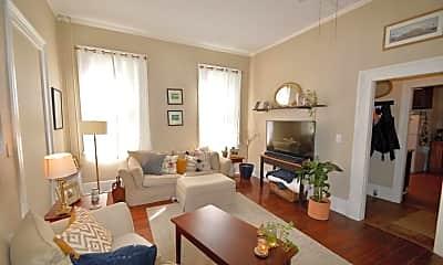 Living Room, 139 Broad St 1/2, 1