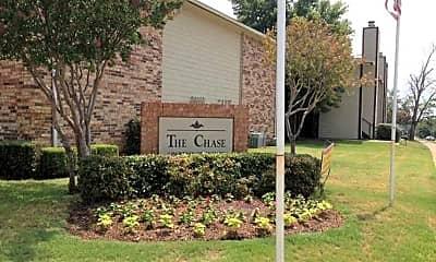 Community Signage, The Chase, 1