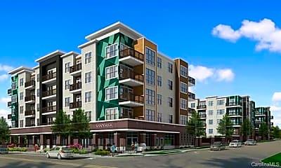 Building, 2300 N Davidson St S1B, 1