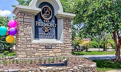 Community Signage, Anthos at Belmont, 2