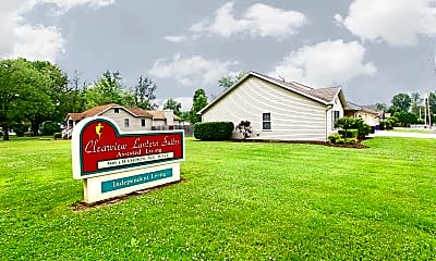 Community Signage, Clearview Lantern Suites, 2
