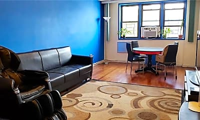 Living Room, 30 Bay 29th St 4B, 1
