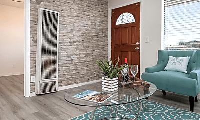 Living Room, 229 50th St, 1