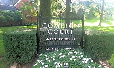 Corinth Downs Compton Court, 1