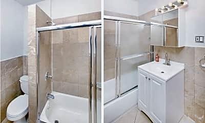 Bathroom, 45 E 28th St, 2