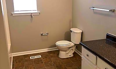 Bathroom, 634 14th Ave NW, 2
