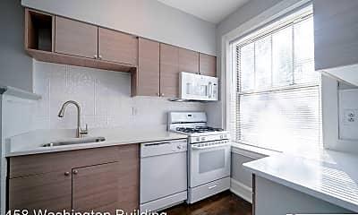 Kitchen, 458 Washington Blvd, 0