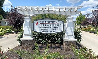 Traditions At Beaumont, 1