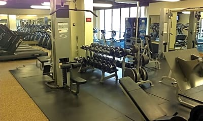 Fitness Weight Room, 10 E Ontario St UNIT 4706, 2
