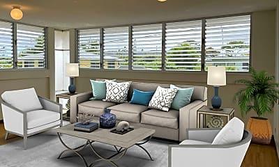 Living Room, 48 Maluniu Ave, 0