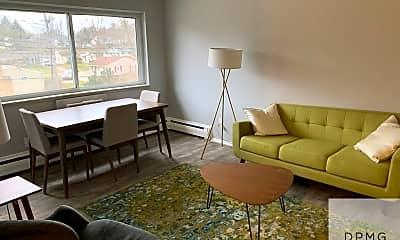 Living Room, 3006 Harwick Dr, 0