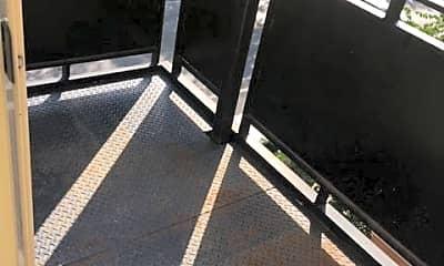 Patio / Deck, 2935 N Clybourn Ave 201, 2