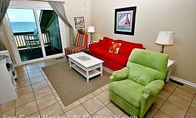 Living Room, 418 Carolina Beach Ave N, 1
