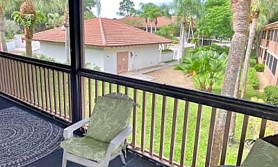 Patio / Deck, 616 Brackenwood Cove, 2