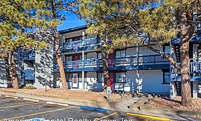 Community Signage, Thirteen 20 Apartments, 2
