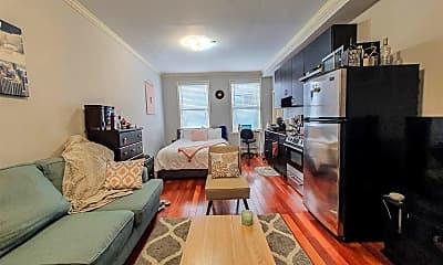Living Room, 262 Warren St, 1