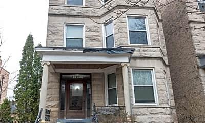Building, 3727 N Lakewood Ave, 2