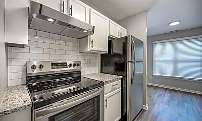 Kitchen, Balfour West Apartments, 1
