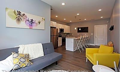 Living Room, 3925 Haverford Avenue, 2