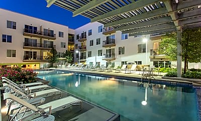 Sabina Apartments, 1