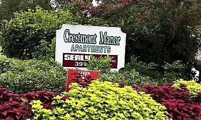 Crestmont Manor, 1