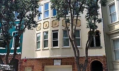 Building, 320 Coleridge St, 0