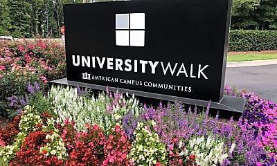 University Walk Apartments (Student), 1