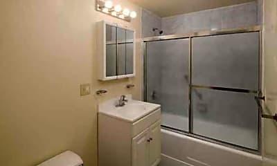 Bathroom, The Clark, 2