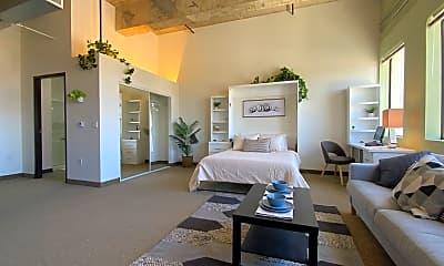 Living Room, 888 on Main, 2